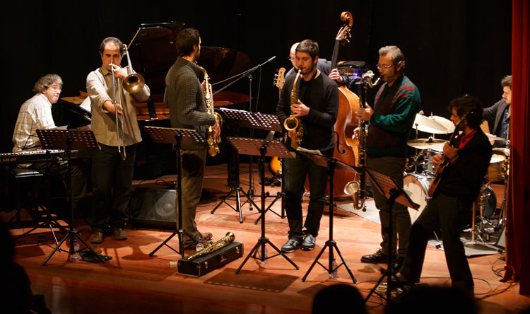 Ensemble Super Modern encerra VII Ciclo de Jazz de Santo Tirso