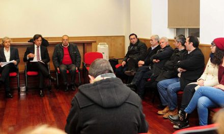 Paulo Cunha iniciou novo ciclo de reuniões com as freguesias de Famalicão