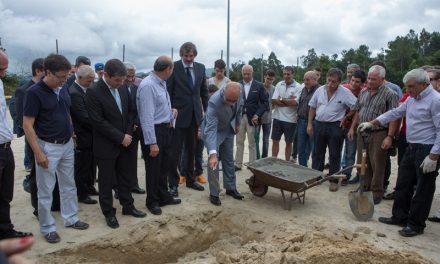Câmara atribui subsidio de 240 mil euros para construção do Complexo Desportivo de Roriz