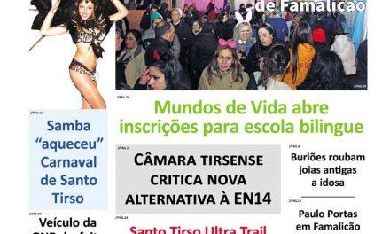 Edição 18 do Jornal do Ave