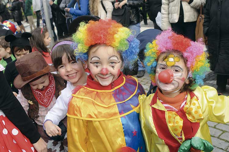 Anulado desfile Carnaval infantil de Famalicão