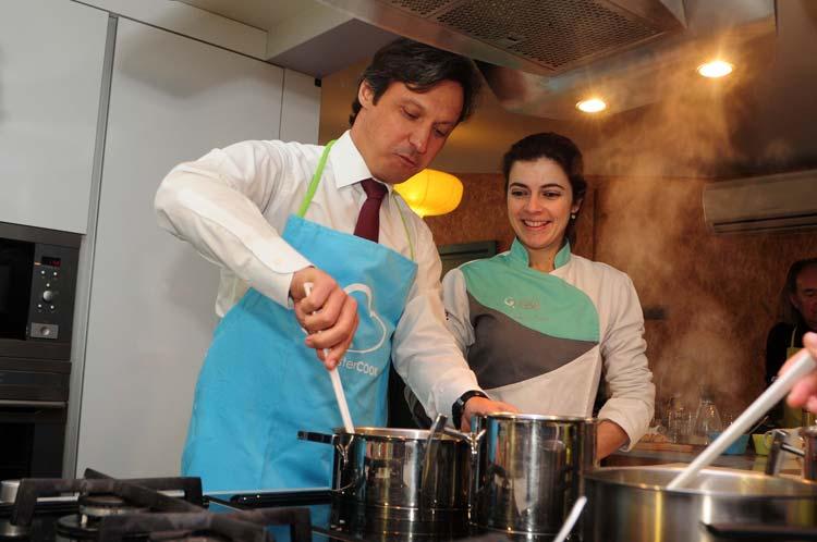 Escola de cozinha é exemplo de empreendedorismo de sucesso em Famalicão