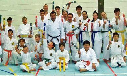 Exames de graduação Associação Negrelense e AKV – Associação de karate de Vilarinho
