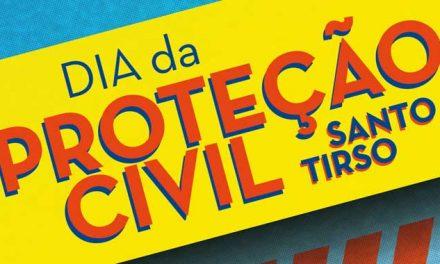 Câmara de Santo Tirso celebra Dia da Proteção Civil