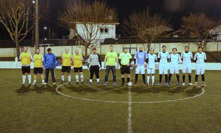 Resultados Liga Toupeira 6ª jornada