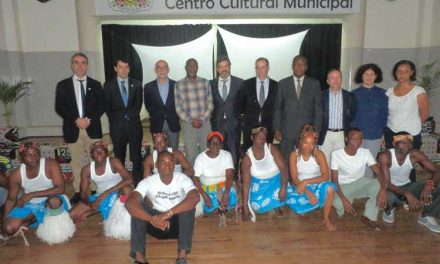 Joaquim Couto em Maputo