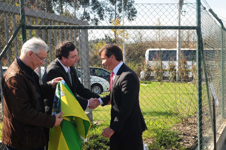 Paulo Cunha conclui a construção de novas vias de acesso a principais empresas do Concelho