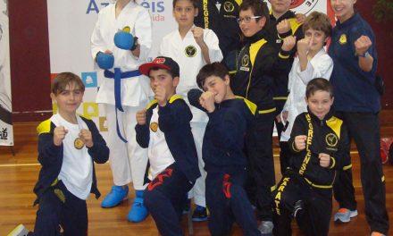 AKV – Associação de karate de Vilarinho e Associação Negrelense de karateConseguem Ouro na Taça Nacional do CPK