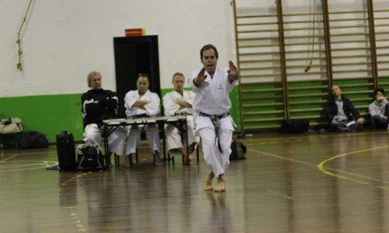 Mestre Joaquim Fernandes graduado em 6º DAN