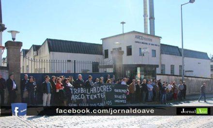Tribunal decreta insolvência da Arco Texteis e deixa 288 trabalhadores no desemprego (c/video)