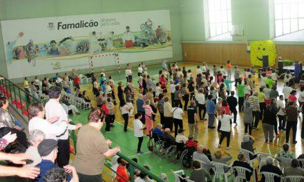 Famalicão celebra Dia Mundial da Saúde com felicidade