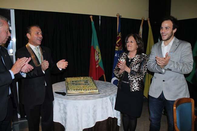 Lions Clube de Vila Nova de Famalicão comemora 38 anos