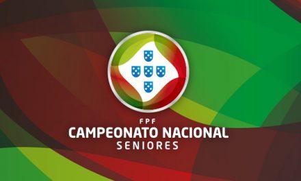 Resultados Campeonato Nacional de Seniores
