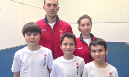 Famalicenses na selecção nacional vão representar Portugal no Campeonato da Europa de Wushu Tradicional na bulgária