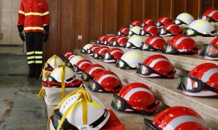 Câmara de Santo Tirso duplica subsídio aos bombeiros