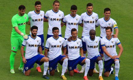 Famalicão-V. Guimarães B, 3-3: Chuva de golos dá espetáculo