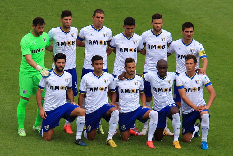 Famalicão-V. Guimarães B, 3-3 Chuva de golos dá espetáculo