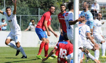 Famalicão elimina Oliveirense e segue em frente na Taça da Liga