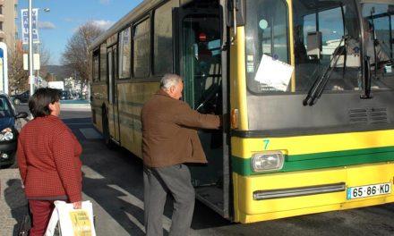 Séniores de Famalicão viajam quanto querem no concelho a preço de saldo