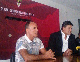 Desp. Aves empata em Olhão na estreia de Ulisses Morais