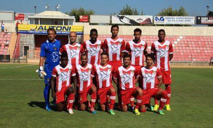 Aves venceu o Moreirense