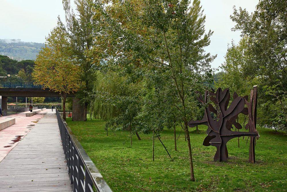 esculturajuntopassadio