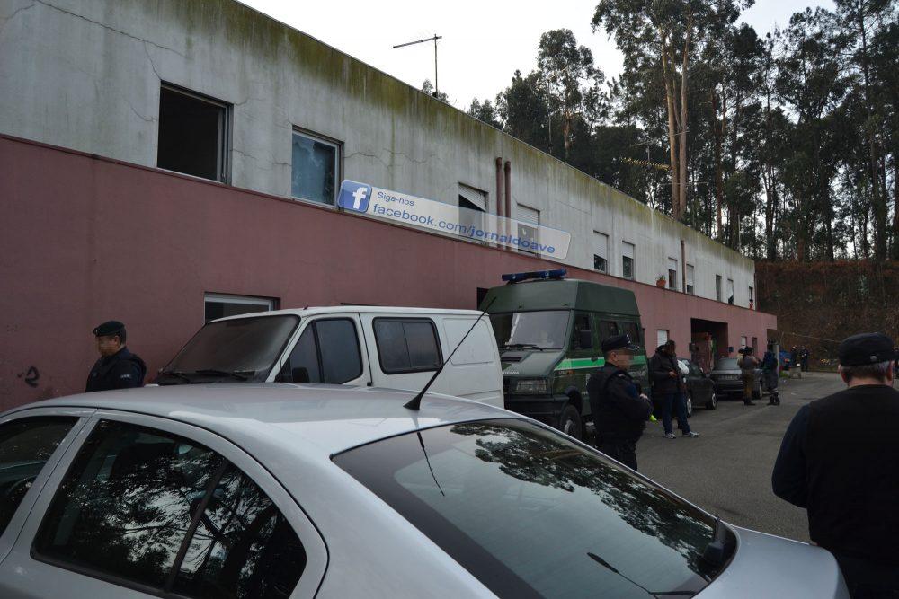 GNR faz buscas domiciliárias em bairros de Lousado e Argemil
