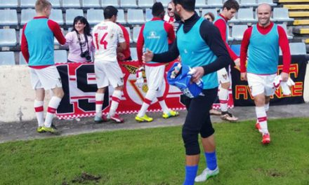 Desp. Aves vence Santa Clara no Estádio de São Miguel