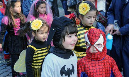 Cerca de 3500 crianças a abrir o Carnaval de Famalicão