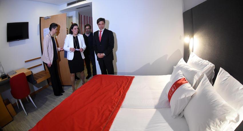 Elegância e conforto são marcas maiores de novo hotel em Famalicão