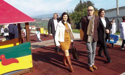 Requalificação na Escola de Palmeira de 20 mil euros