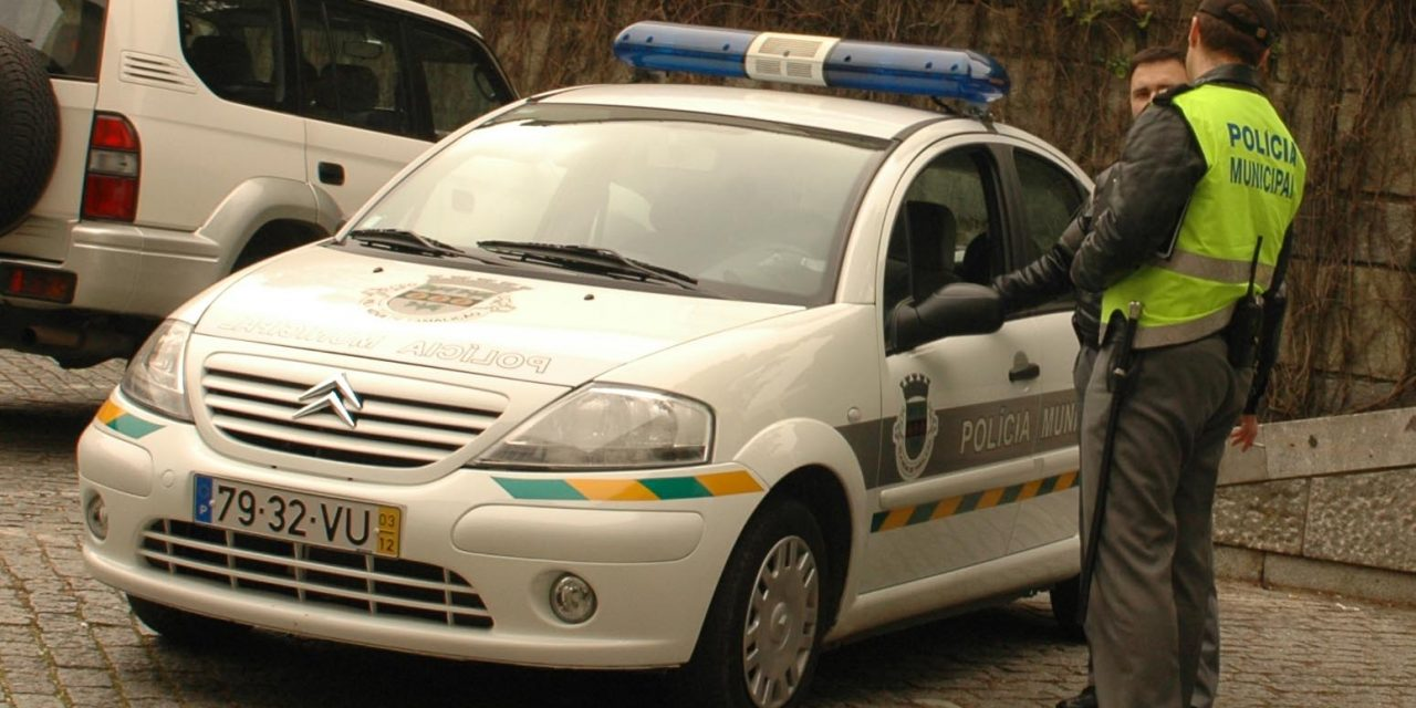 Polícia Municipal de Famalicão vai remover viaturas abandonadas da via pública