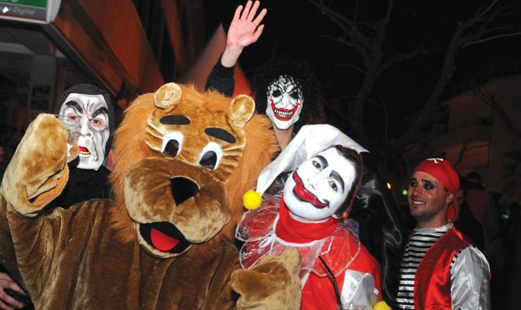 São esperados milhares de pessoas no Carnaval de Famalicão