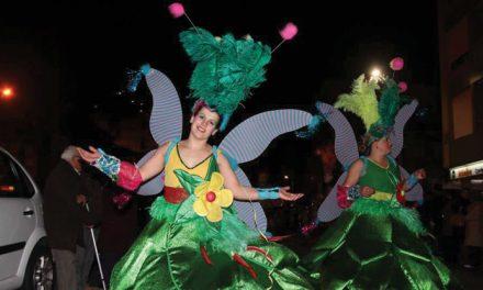 Cortejo e animação de rua no Carnaval de Santo Tirso (c/video)