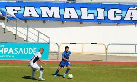 Farense e Famalicão empatam 2-2, com cinco bolas nos 'ferros'