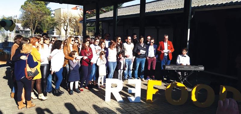 Refood Famalicão serviu 690 refeições no primeiro mês de atividade