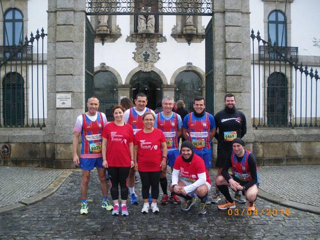 AC Vermoim na 3.ª Meia Maratona de Barcelos