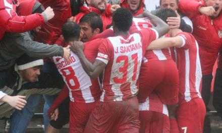 Oliveirense perde com Desportivo das Aves e desce de divisão