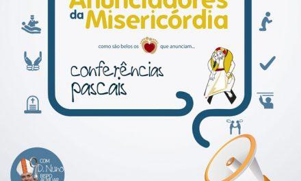 Conferências Pascais em Famalicão desafiam ao anúncio da Misericórdia