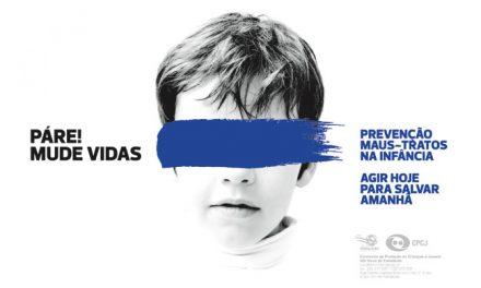 Famalicão lança campanha de prevenção de maus-tratos na infância
