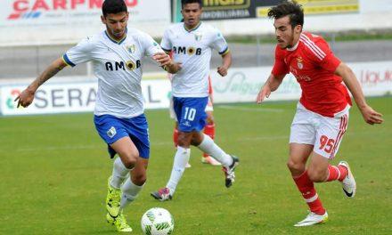 Famalicão perdeu por 3 a 2 com o Benfica B