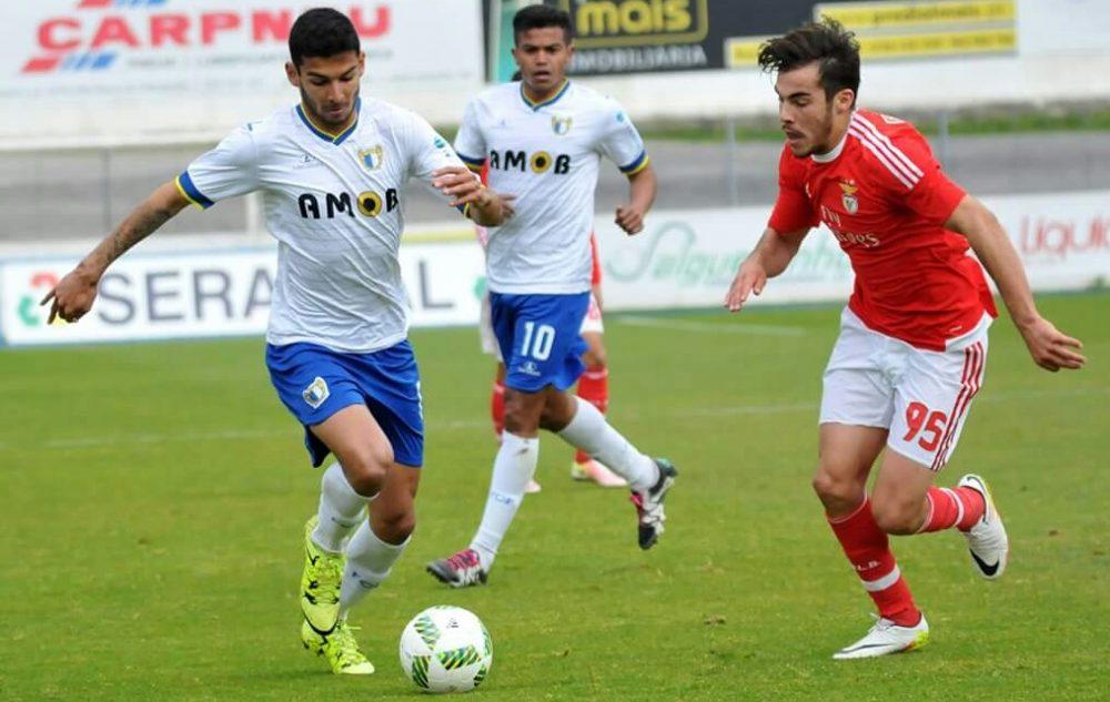 Famalicão perdeu por 3 a 2 com o BenficaB