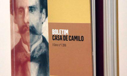 Lançamento do Boletim da Casa de Camilo marcou comemorações