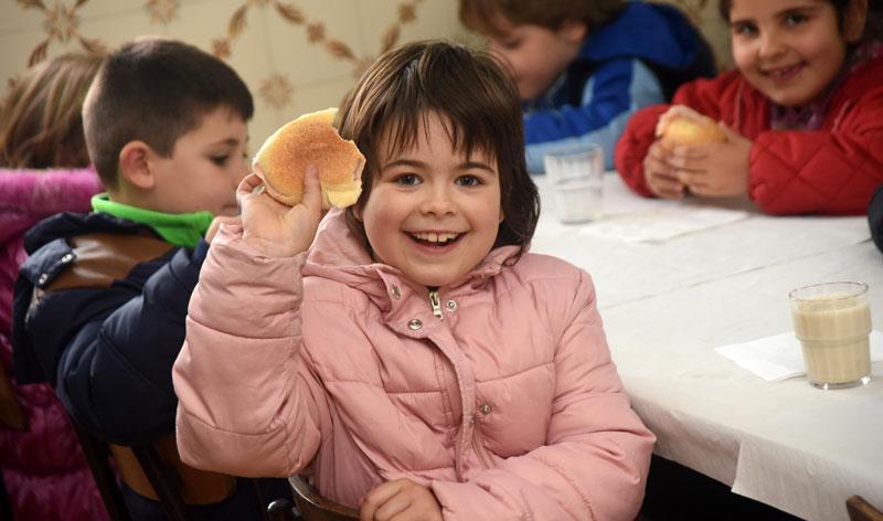 Lanches saudáveis chegam a duas mil crianças em Famalicão