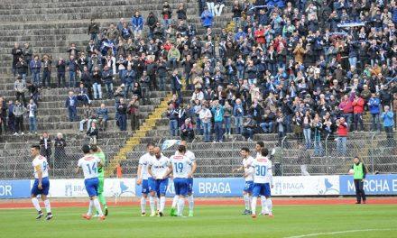 Sp. Braga B vence Famalicão que se atrasa na luta pela subida