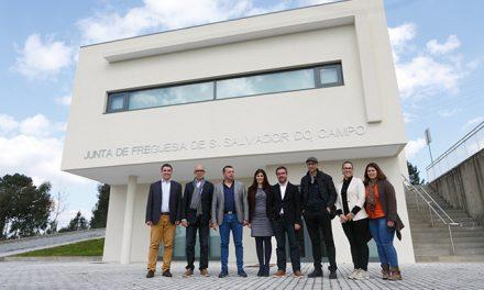 CAID ganha novo edifício em S. Salvador do Campo
