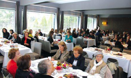 Chá solidário da ASAS excede expectativas (c/vídeo)