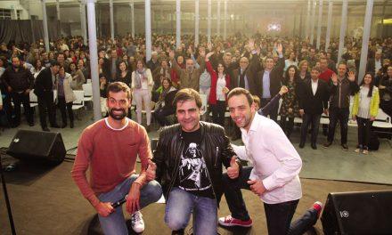 Fábrica de Santo Thyrso encheu para rir com Raminhos e companhia (c/vídeo)