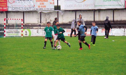 Tirsense promove Torneio Inter-Escolas para captar jovens (c/video)