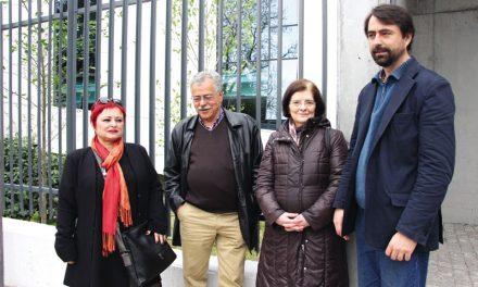 Deputada do PCP visita Secundária D. Dinis e alerta para falta de funcionários